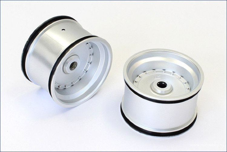 Rear Wheel (Silver/2pcs/Scorpion XXL) артикул SXH002S