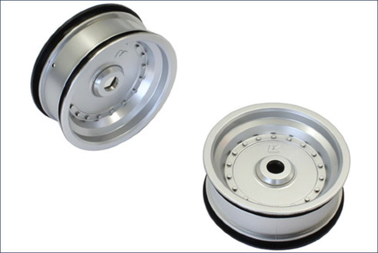 Front Wheel (Silver/2pcs/Scorpion XXL) артикул SXH001S