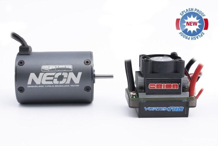Team Orion Electronics Team Orion Combo Neon 17 (motor R10 Sport controller Deans) артикул ORI66083