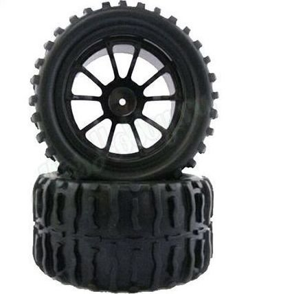Колёса Monster Truck Wheel for 1/10 артикул HSP8015
