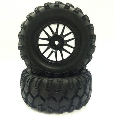 Колёса HSP for 1/10 off-road RC Car Wheel артикул HSP210015