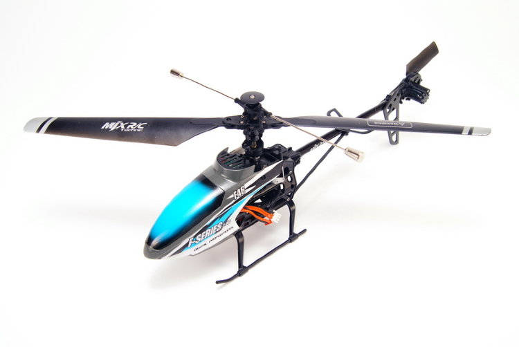 Радиоуправляемый вертолет F46