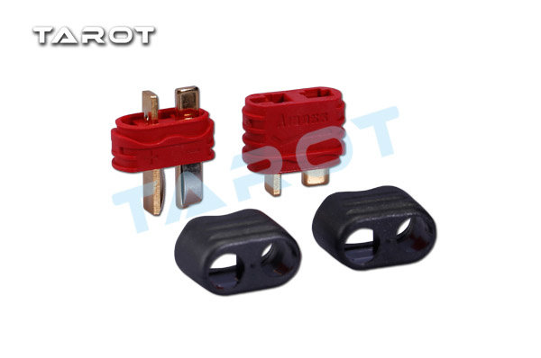 Разъем T-plug AMASS (T-connector) папа+мама артикул TL-2926