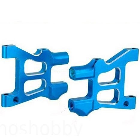 Рычаги задние ( Alum Rear Lower Suspension Arm parts for 1/10 RC Model Car ) артикул HSP122021