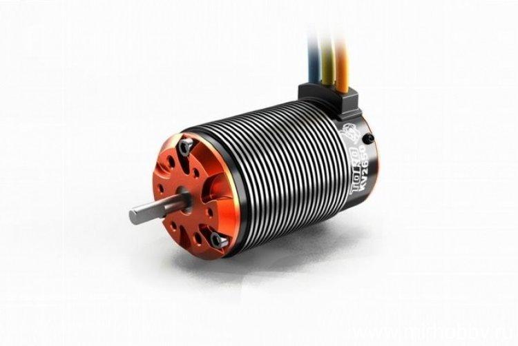 Как сделать бесколлекторный электродвигатель