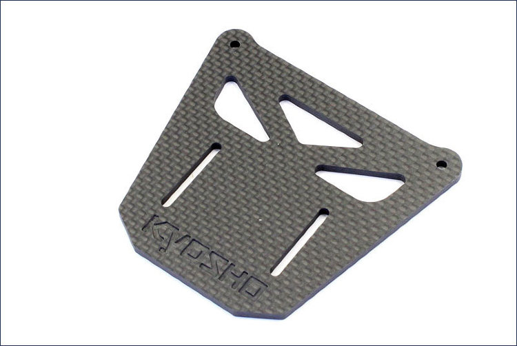 Carbon ESC Tray (Scorpion XXL VE) артикул SXW003