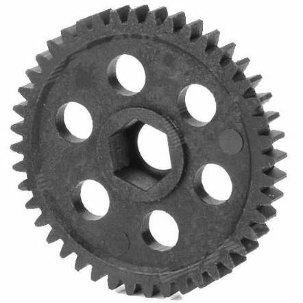 Шестерня 44 зуба (Diff. Main Gear 44 Teeth 1/10 HSP) артикул HSP02040