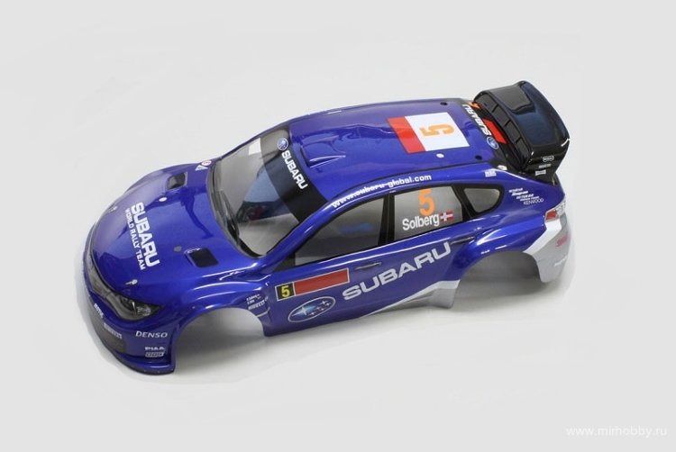 Completed Body Set (Impreza WRC 2008/DRX) артикул TRB121